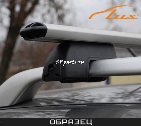 Багажник, рейлинги для Nissan Almera Tino минивен 2000-2003 Lux