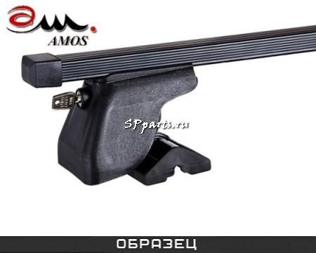 Багажник, рейлинги для Fiat Doblo 2005-2015 Amos