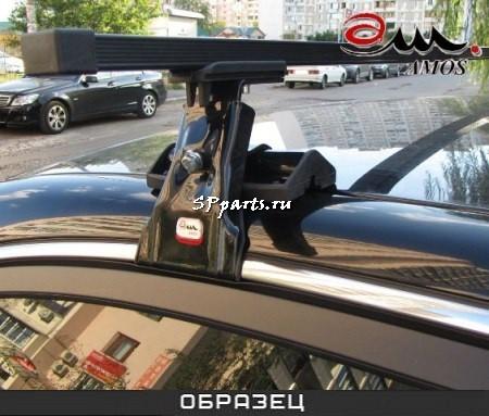 Багажник, рейлинги для Chrysler Sebring 2007-2014 Amos