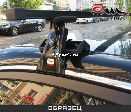 Багажник, рейлинги для Chrysler Grand Voyager 2007-2010 Chrysler Grand Voyager 2011-2017 Amos
