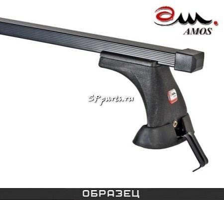 Багажник, рейлинги для Daewoo Lanos 1997-2009 Amos