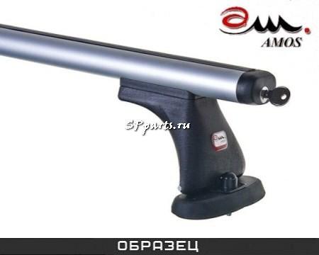Багажник, рейлинги для Fiat Doblo 2001-2005 Amos