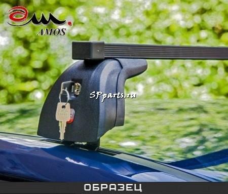 Багажник, рейлинги для Citroen C3 2010-2016 Amos