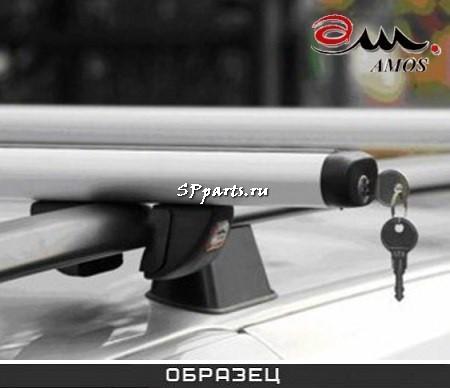 Багажник, рейлинги для Fiat Florino 2008-2017 Amos