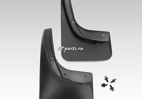Брызговики передние для Kia Sportage 2010-2015