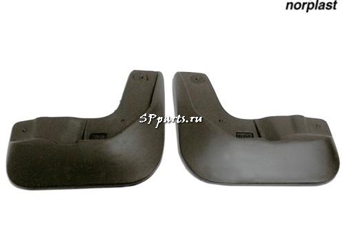 Брызговики передние для Toyota Camry 2011-2017