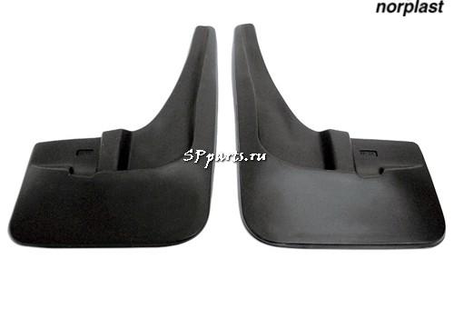 Брызговики передние для Toyota Highlander 2007-2014