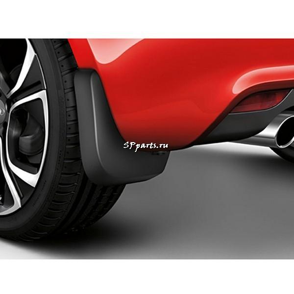 Брызговики задние для Audi A1 хэтчбек 3-дв. 2010-2017 Audi A1 хэтчбек 5-дв. 2010-2017