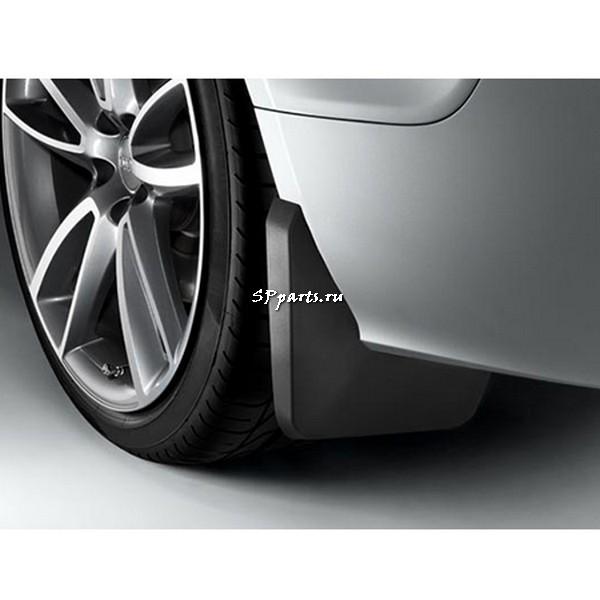 Брызговики задние для Audi A3 седан 2013-2017