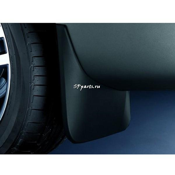 Брызговики задние для Audi A4 Allroad 2009-2015