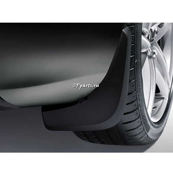 Брызговики задние для Audi A4 Allroad 2016-2017