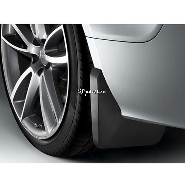 Брызговики задние для Audi A4 седан 2015-2017 Audi A4 универсал 2015-2017