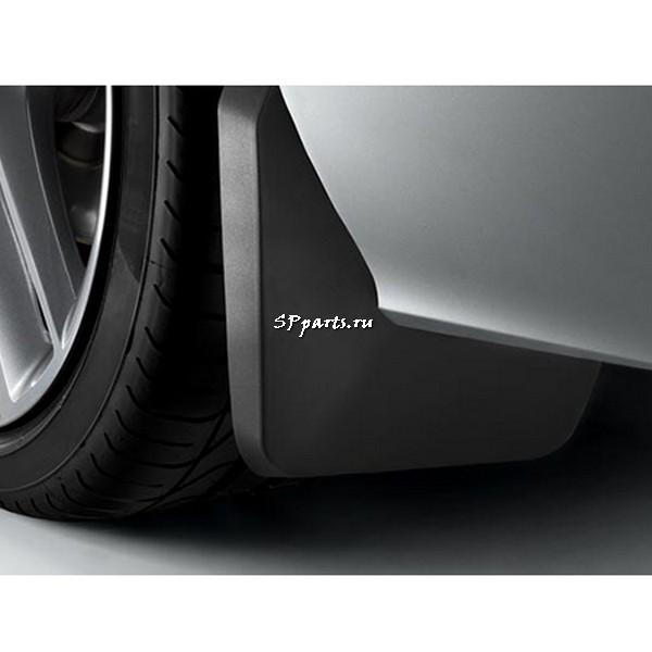 Брызговики задние для Audi A6 Allroad 2012-2014