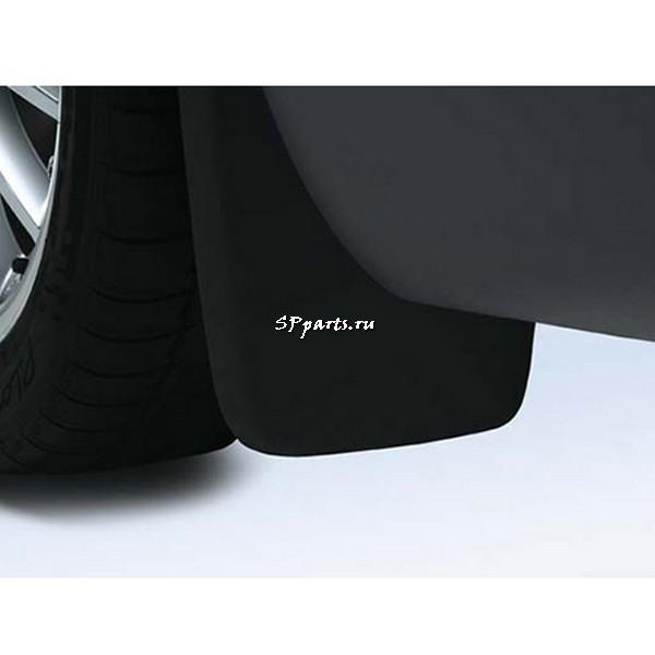 Брызговики задние для Audi A6 седан 2008-2010 Audi A6 универсал 2008-2010