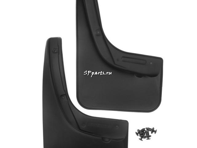 Брызговики задние для Kia Sportage 2010-2015