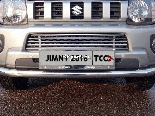 Решетка передняя декоративная для Suzuki Jimny 1998-2017