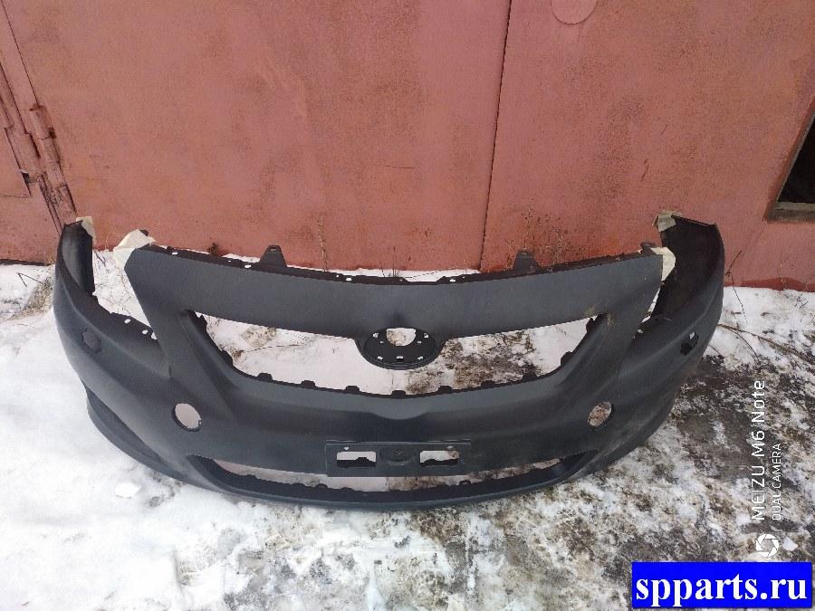 бампер, новый, дефект сломана нижняя планка