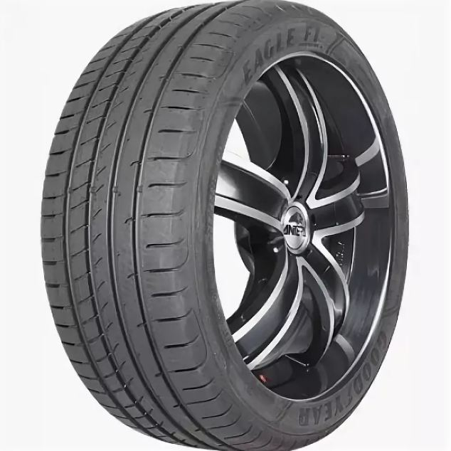 Шина Goodyear 215/45R18 93Y XL Eagle F1 Asymmetric 2