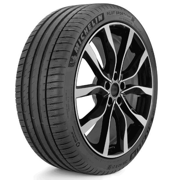 Шина Michelin Pilot Sport 4 SUV 255/55 R19 111Y Летняя Легковая