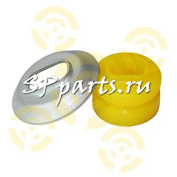 Полиуретановая втулка амортизатора задней подвески, верхнее крепление, нижняя NISSAN SAFARI / PATROL