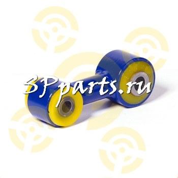 Линк стальной, передний, маленький, с полиуретановыми сайлентблоками SUBARU LEGACY BE5, BEE, BE9, BH