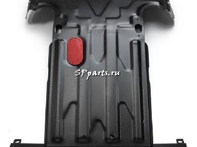 Защита Двигателя для Chevrolet Niva 2002-2009 Chevrolet Niva 2009-2016 Авто-БРОНЯ