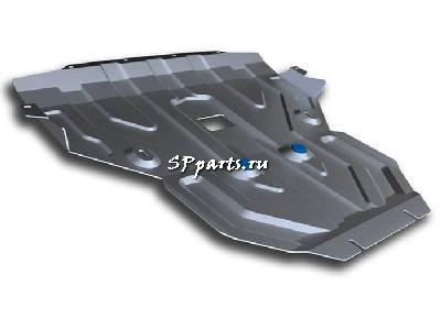 Защита Двигателя для BMW X3 2010-2017 Rival