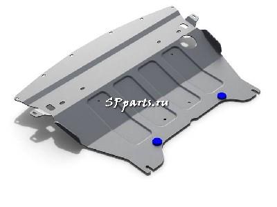 Защита Двигателя для Infiniti EX 2007-2014 Rival